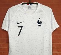 Koszulka piłkarska FRANCJA NIKE Breathe Stadium Away 2018 #7 Griezmann