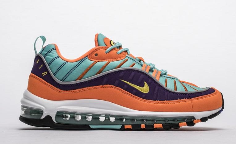 Buty męskie Nike Air Max 98 924462 800