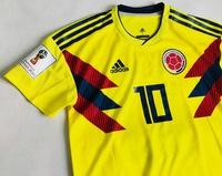 Zestaw piłkarski KOLUMBIA 2018 Authentic ADIDAS #10 James