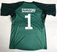 Koszulka bramkarska JUVENTUS TURYN 18/19 ADIDAS #1 SZCZESNY