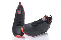 Buty męskie NIKE AIR MAX 90 ULTRA MID WINTER SE Black Crimson