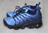 Buty męskie Nike Air Vapormax Plus 924453-401 PHOTO BLUE