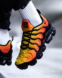 Buty męskie Nike air vapormax 2018  plus Sunset Orange