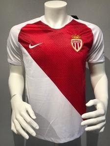 Koszulka piłkarska AS MONACO Breathe Stadium Home Kit 18/19, #25 Glik