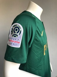 Koszulka piłkarska AS MONACO Breathe Stadium Away Kit 18/19, #25 Glik