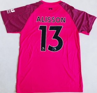 Koszulka bramkarska FC LIVERPOOL 8/19 NEW BALANCE #13 Alisson