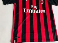Koszulka piłkarska AC MILAN Home 18/19 Puma #19 Piątek