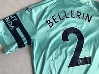 Zestaw piłkarski ARSENAL LONDYN 3RD 18/19 PUMA #2 Bellerin