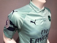 Koszulka piłkarska ARSENAL LONDYN 3RD 18/19 PUMA #2 Bellerin