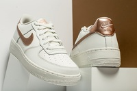 BUTY męskie NIKE AIR FORCE 1 Metallic gold 314219-129