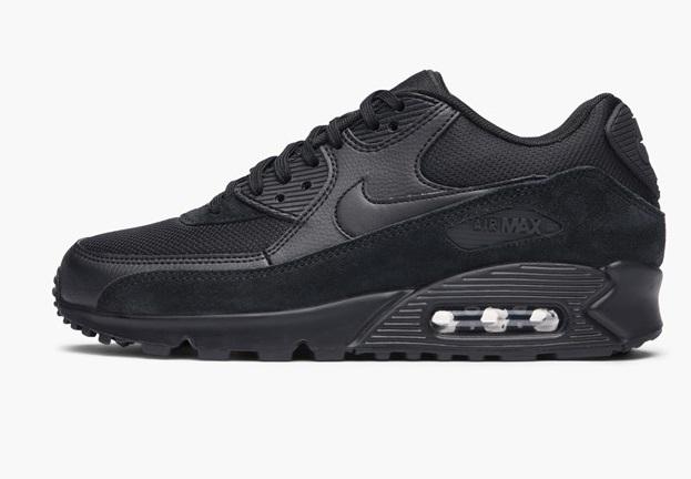 buy popular 1adfc 30199 Buty męskie Nike Air Max 90 325213-043 All Black