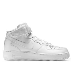 BUTY damskie NIKE AIR FORCE 1 Mid' 07 All White 315123-111