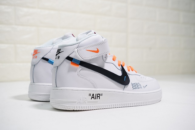 size 40 6c5c0 cd888 ... Buty damskie Off White x Nike Air Force 1 Mid 07 AR7719-100