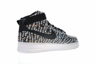 "Buty męskie Nike Air Force 1 High LX "" Just do it "" AO5138-001"