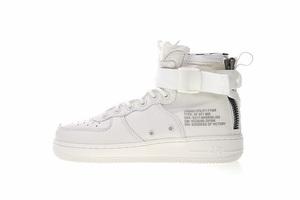 Buty damskie Nike Air Force 1 Mid AA6655-100