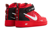 BUTY damskie NIKE AIR FORCE 1 MID '07 LV8 RED 804609-605