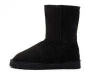 Zimowe buty ŚNIEGOWCE UGG Australia Classic, czarne, model 5825