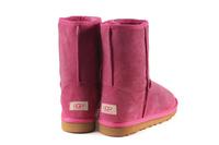 Zimowe buty ŚNIEGOWCE UGG Australia Classic, ciemny różowy , model 5825