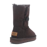 Zimowe buty ŚNIEGOWCE UGG Australia Bailey Button II , brązowe , model 5803