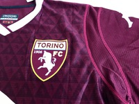 Koszulka piłkarska AC TORINO home 18/19 Kappa #9 Belotti