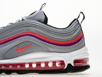 Buty damskie Nike Air Max 97 Wolf Grey/Solar Red 921733-009