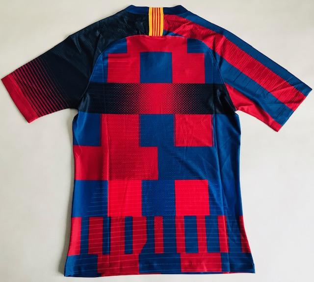 0db02d5e511 ... Koszulka Nike FC Barcelona 20TH ANNIVERSARY VAPOR MATCH ...
