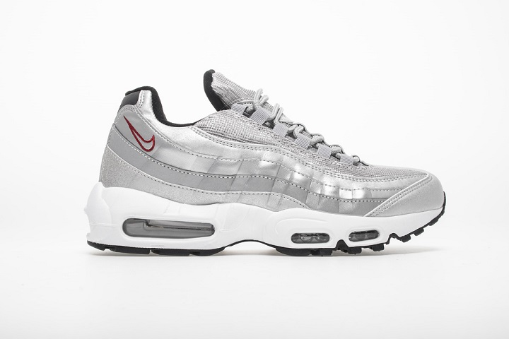 """new style ade5a 00fa5 ... BUTY męskie Nike Air Max 95 PRM 918359-001 """"Silver Bullet"""" ..."""