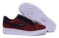 Buty męskie Nike Air Force 1 Ultra Flyknit 817419-602 red