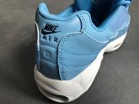 BUTY damskie Nike Air Max 95 SE AQ4129-400 błękitne