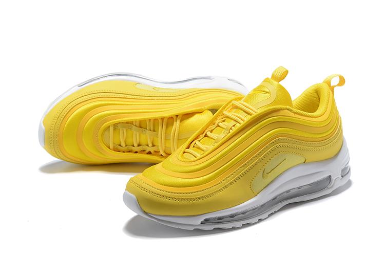 "Buty damskie Nike Air Max 97 921733 701 ""Mustard"""