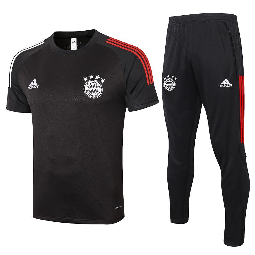 Zestaw Piłkarski Bayern Fc Adidas 20/21 , Koszulka I ...