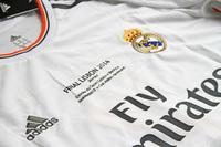 Koszulka piłkarska REAL MADRYT Home Retro 13/14 FINAL LISBON 2014 Adidas #7 Ronaldo