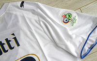 Koszulka piłkarska WŁOCHY Away Retro PUMA World Cup 2006 #10 Totti