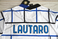 Koszulka piłkarska INTER MEDIOLAN NIKE 20/21 Away, #10 Lautaro