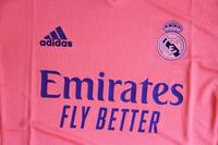 Koszulka piłkarska REAL MADRYT away 20/21 Authentic ADIDAS,