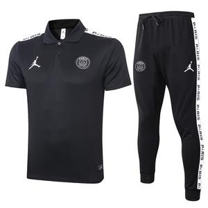Zestaw piłkarski PSG NIKE JORDAN 20/21 , koszulka polo i Spodnie dresowe