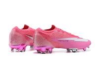 Nike Mercurial Vapor 13 Elite KM FG MBAPPÉ ROSA