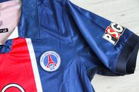 Koszulka piłkarska PSG Home Retro 98/99 NIKE #10 Okocha