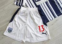 Dziecięcy zestaw piłkarski WEST BROMWICH ALBION home 20/21 PUMA #13 GROSICKI