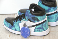 "Buty męskie NIKE AIR JORDAN 1 RETRO HIGH ""TIE-DYE"" CD0461-100"