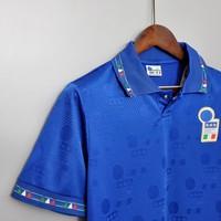 Koszulka piłkarska WŁOCHY Retro Home DIADORA World Cup 94, #10 R.Baggio