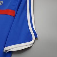 Koszulka piłkarska FRANCJA Home Retro Authentic Adidas EURO 2000 #10 Bergkamp