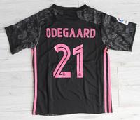 Dziecięcy zestaw piłkarski REAL MADRYT ADIDAS 3rd 20/21 (koszulka+spodenki+getry)