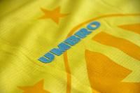 Koszulka piłkarska BRAZYLIA Home Retro Umbro WORLD CUP 1994 #11 Romario
