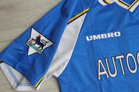 Koszulka piłkarska CHELSEA Londyn Home Retro 1997/98 Umbro #10 Zola