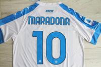 Koszulka piłkarska SSC NAPOLI 20/21 4th KAPPA #10 Maradona