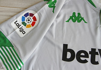 Koszulka piłkarska REAL BETIS SEWILLA 20/21 3rd KAPPA #17 Joaquin