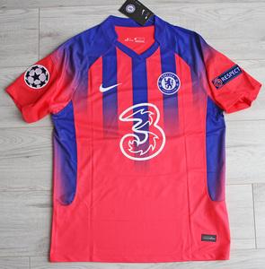 Koszulka piłkarska CHELSEA LONDYN 3rd 20/21 NIKE #11 Werner