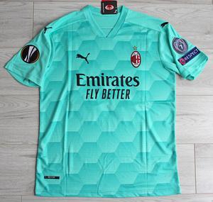 Koszulka piłkarska AC MILAN goalkeeper 20/21 Puma #99 Donnarumma
