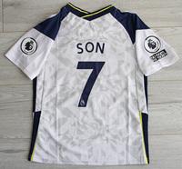 Dziecięcy zestaw piłkarski TOTTENHAM HOTSPUR F.C. NIKE Home 20/21 #7 Son